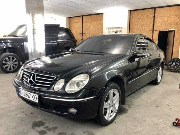 Mersedes-Benz W211 2.8 Газ
