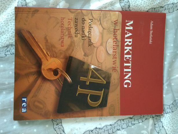 Marketing w hotelarstwie. Adam Stefański