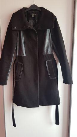 Płaszcz H&M czarny 36