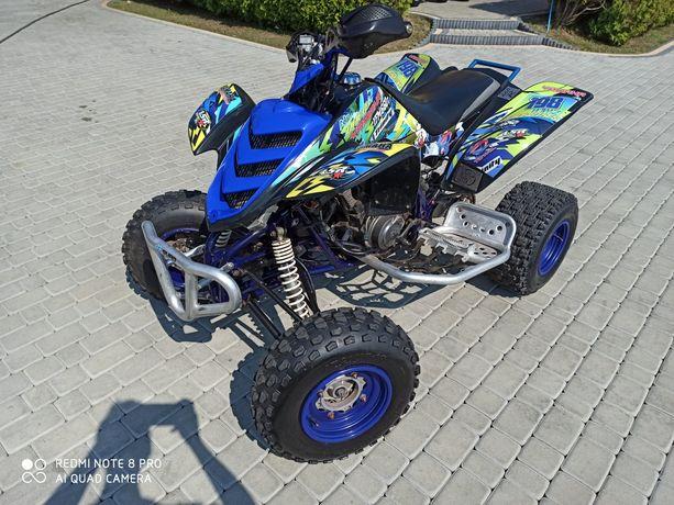 Yamaha raptor YFM 660R Piękny Doinwestowany!