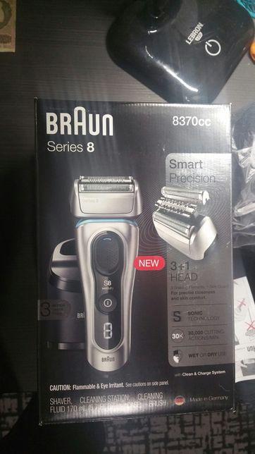 Система очистки Braun series 8