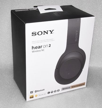 Sony h.ear on 2 WH-H900N Bluetooth гарнитура LDAC шумоподавление НОВАЯ