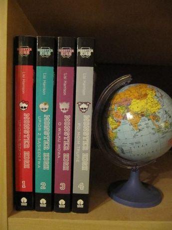 Lisi Harrison-Monster High - książki