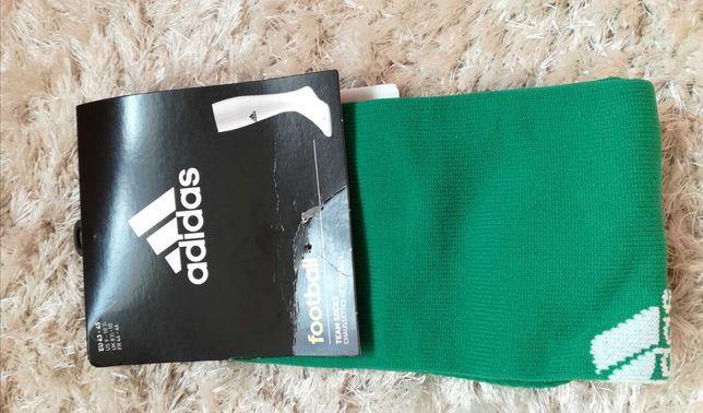 Skarpety piłkarskie, podkolanówki, Adidas 43-45
