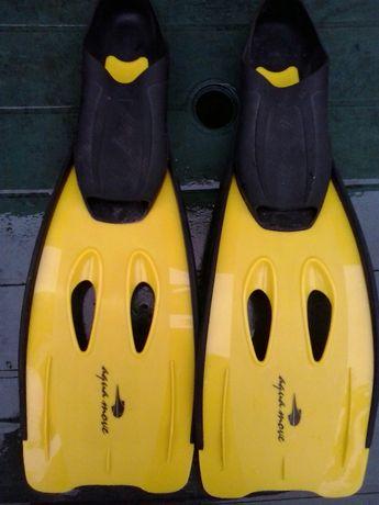 Sprzedam płetwy do nurkowania marki Aqua Move.