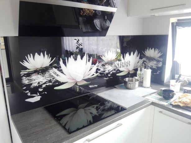 Szklane panele z grafiką , szkło do kuchni i łazienek