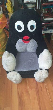 Fotel Krecik dla dziecka
