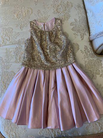 Продам нарядное платье Monsoon на девочку 8 лет и старше