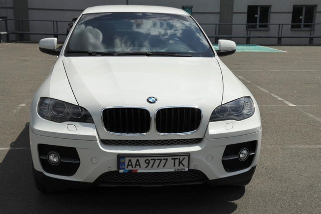 Продам BMW X6 2010 Official AWT Bavaria