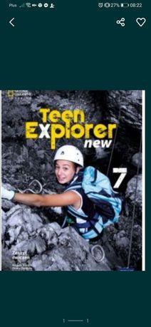Teen Explorer New 7 testy język angielski