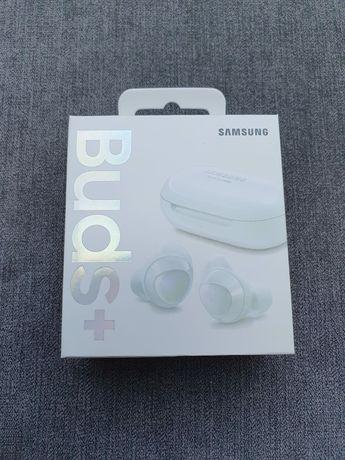 NOWE Słuchawki Samsung Galaxy Buds + plus bezprzewodowe douszne