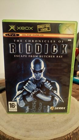 The Chonicles Of Riddick: Escape From Butcher Bay