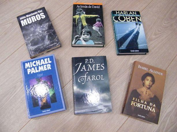 Livros Suspense e Romance