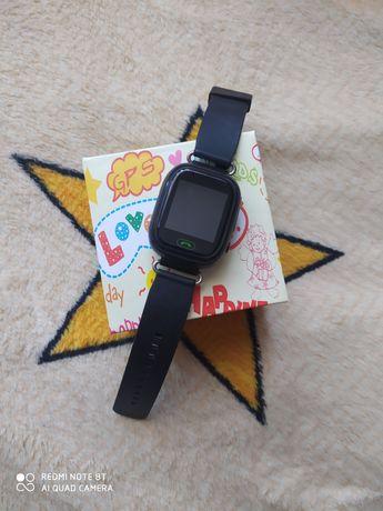 Дитячий смарт годинник
