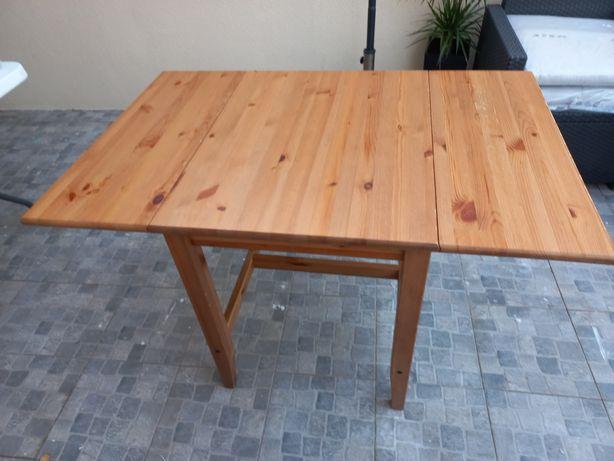 Mesa extensível dobrável IKEA