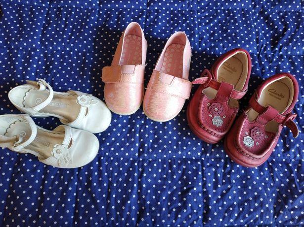 Buty dla dziewczynki sandały espadryle półbuty 22,23, 23,5