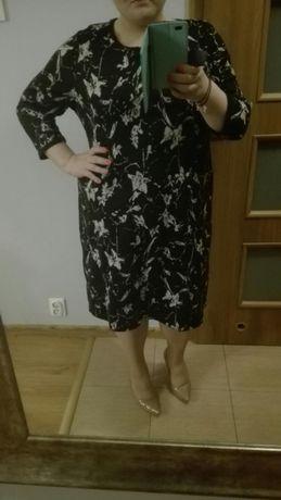 sukienka C&A XL ciepła