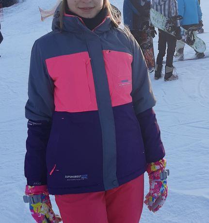 Женская горнолыжная термо куртка SNOW AKASAKA