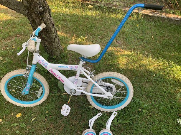 Rower dla dziewczynki opony 16