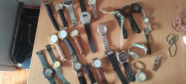Lote de relógios