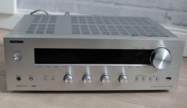 Amplituner onkyo tx 8050 hi fi network receiver kino domowe