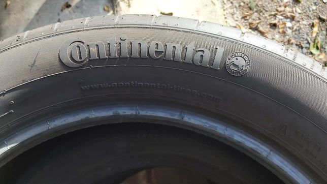 Opony letnie Continental