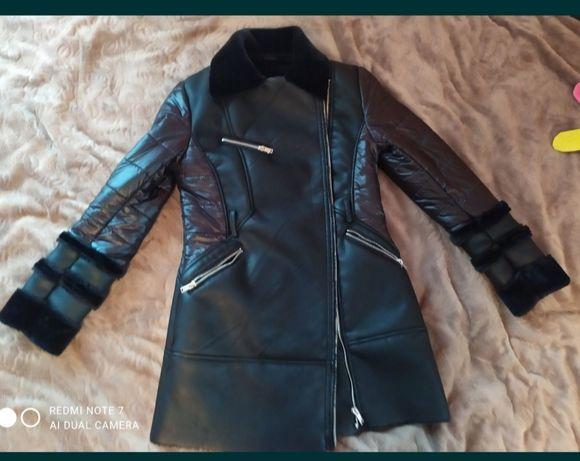Куртка зимова,дубльонка