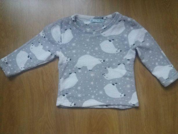 Piżamka dziecięca polarowa