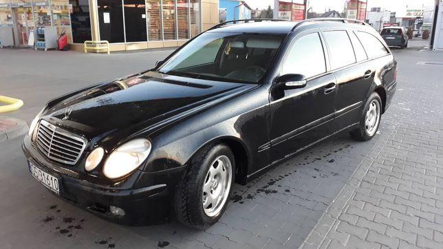 Mercedes Klasa E
