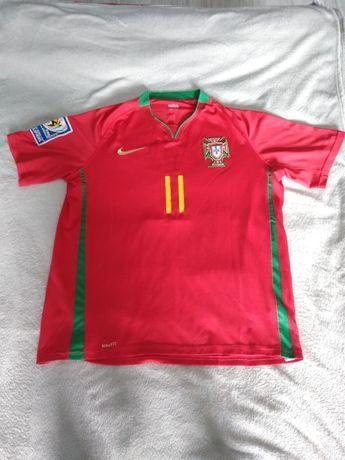 Koszulka Portugalii  FIFA World Cup RPA 2010