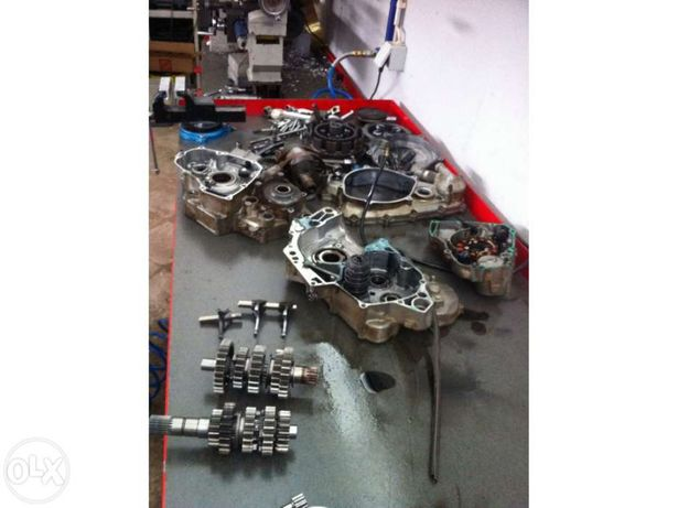 Motor CRF para peças 2009