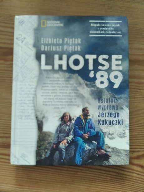 LHOTSE'89 Elżbieta i Dariusz Piętak