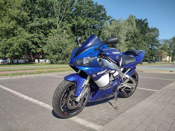 Yamaha R1 RN 04 Yoshimura 150KM transport