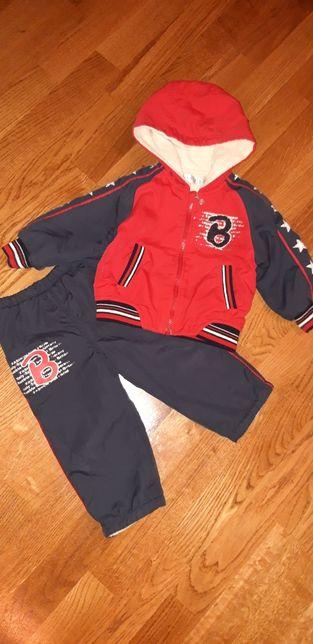 Спортивный костюм ( утепленный)