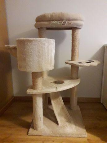 Arranhador grande usado, para gatos