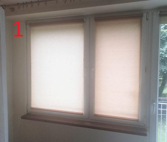 sprzedam pilnie okna i drzwi balkonowe PCV