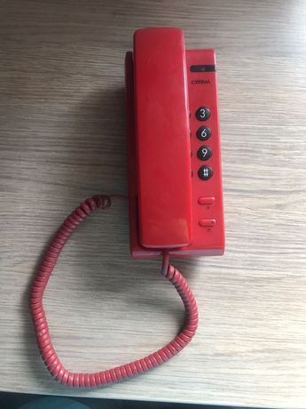 Telefon PRL Cyfral  stan perfekcyjny, z plombami. Dla kolekcjonera
