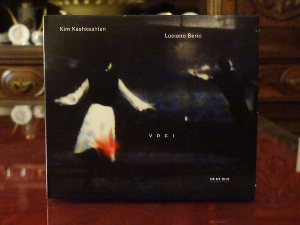 BERIO, Luciano & KIM Kashkashian – VOCI | CD, Album