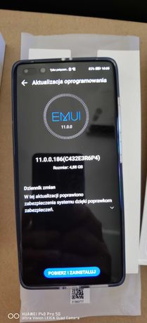 NoWy-Huawei P40 Pro,Silver,90Hz,EMUI 11,Google Play,5G,8/256GB