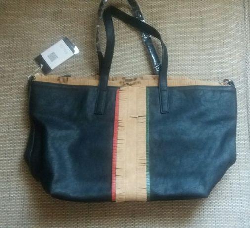 Большая женская сумка. Кожа. Новая.