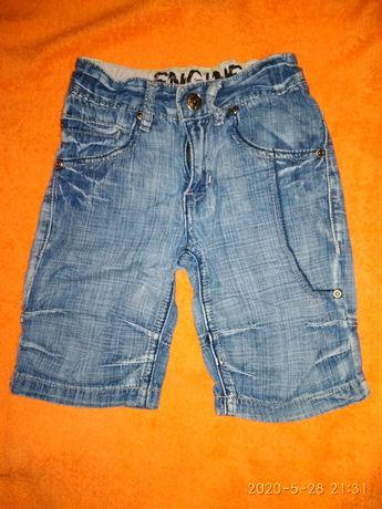 Шорты летние джинс на 3 года