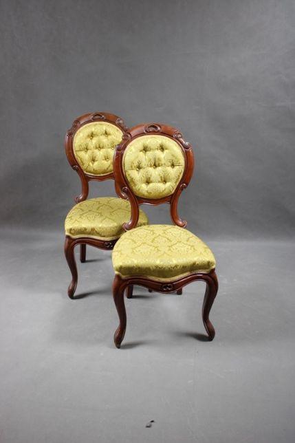 Para krzeseł, Ludwik Filip, II poł. XIX w.