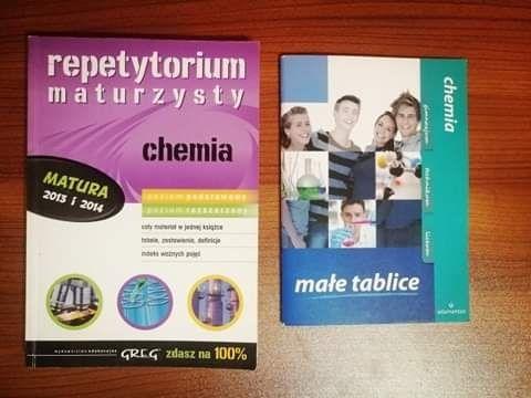 Repetytorium z chemii+ małe tablice