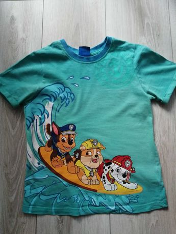 Koszulka, t-shirt Psi Patrol, Paw Patrol