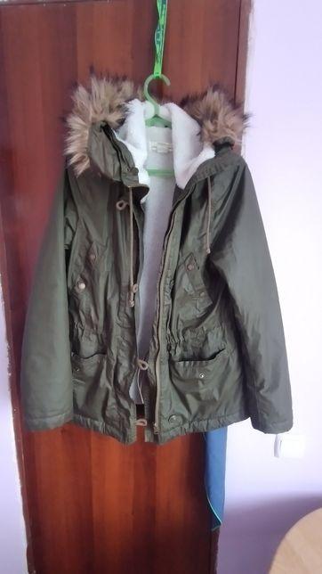Куртка -парка.