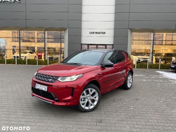 Land Rover Discovery Sport Okazja, piękna wersja, samochód na stanie, od ręki