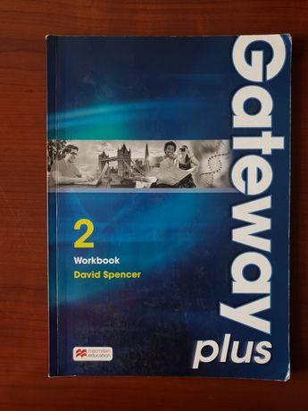 Ćwiczenia Gateaway 2 Workbook Macmillan Education Angielski