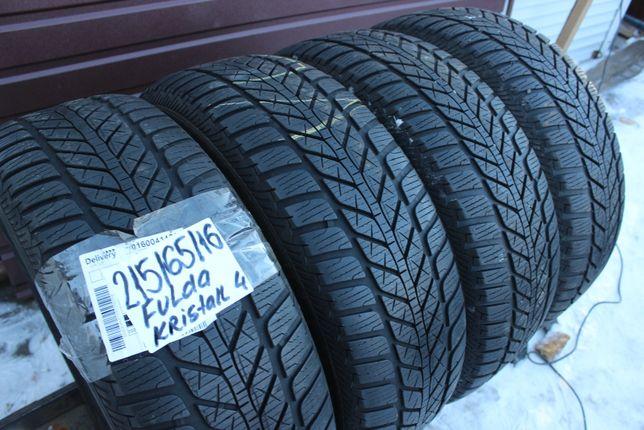215-65-R16 зимняя резина шины FULDA Kristall WINTER GERMANY