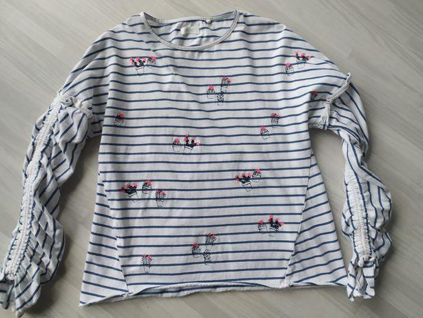 Next bluzka jak nowa 128 cm