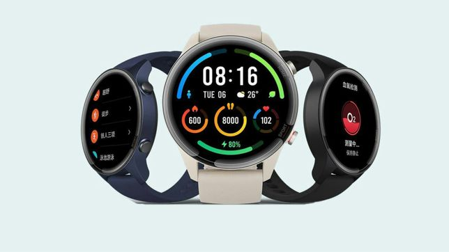 Xiaomi Mi Watch Black Global Version